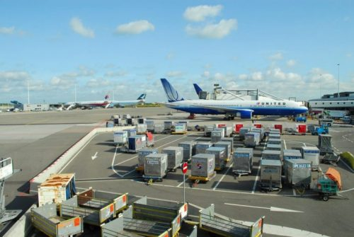 eleven-X and Adveez Partner For Asset Tracking for Airports