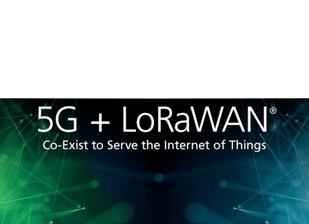 5G and LoRaWAN Co-Exist to Serve the Internet of Things