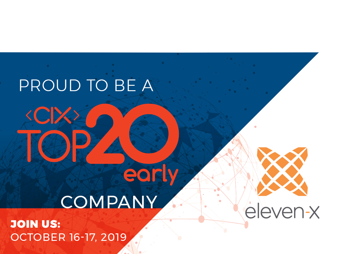 CIX Top 20 for 2019